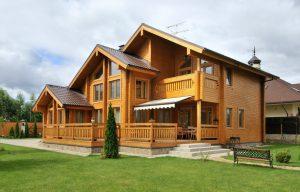 Характеристика индивидуальных проектов домов